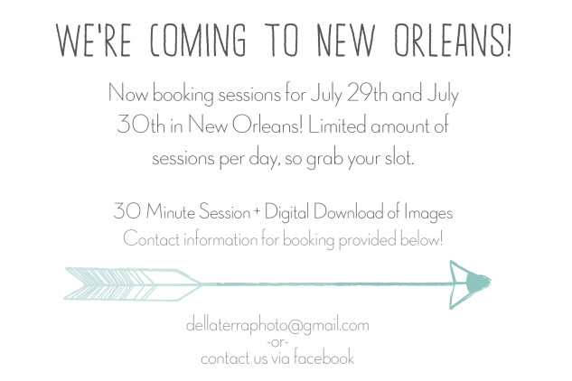 New Orleans Announcment