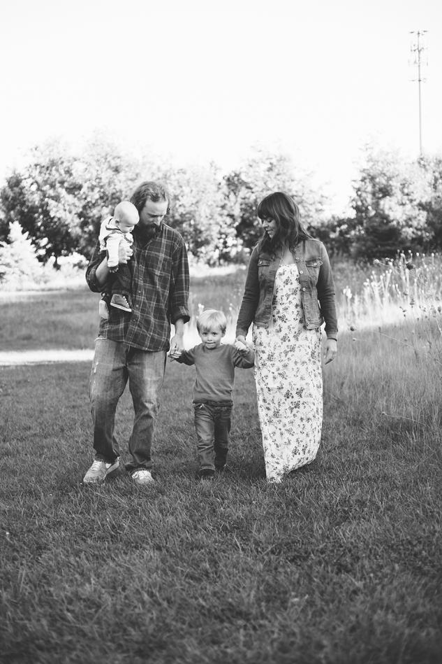 Evans Family-1