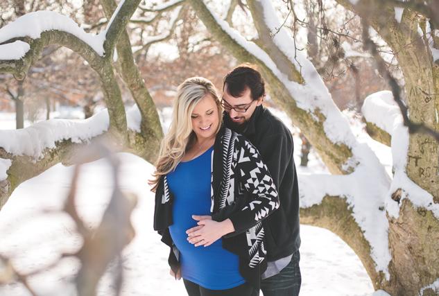 Paula and Reed Maternity-1