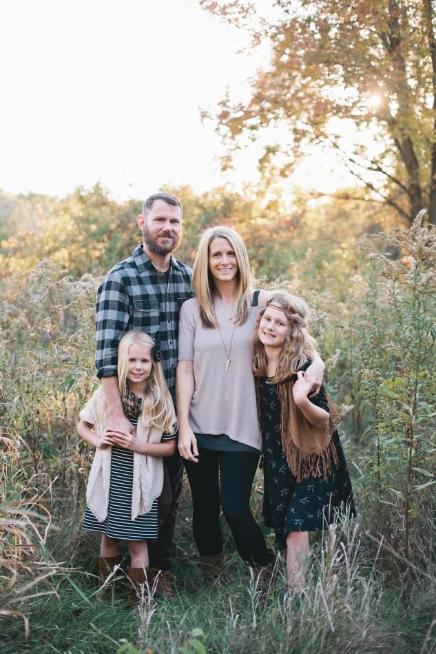 Stevenson Family-1